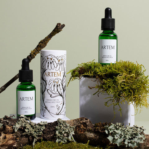 Artem Luxe CBD for anxiety