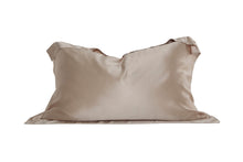 Load image into Gallery viewer, Oxford Mulberry Silk Pillowcase: Caramel - Artem Luxe