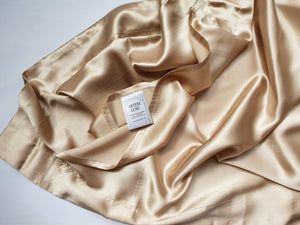 Mulberry Silk Sleep Set: Caramel - Artem Luxe