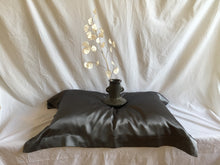 Load image into Gallery viewer, Oxford Mulberry Silk Pillowcase Grey - preorder - Artem Luxe