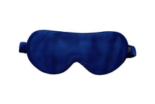 Load image into Gallery viewer, Mulberry Silk Sleep Mask Midnight Blue - Artem Luxe