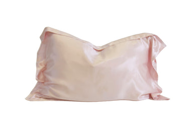 Oxford Mulberry Silk Pillowcase: Rose - Artem Luxe