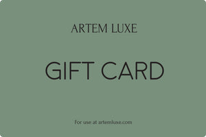 Gift Card - Artem Luxe