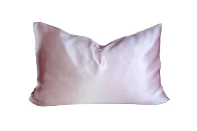 Pink Mulberry Silk Pillowcase - Artem Luxe