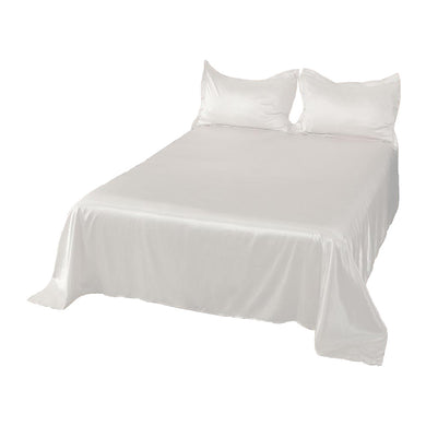Mulberry Silk Bedding Set Pearl - Artem Luxe
