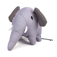 Load image into Gallery viewer, Beco Pets Estella The Elephant Soft Dog Toy