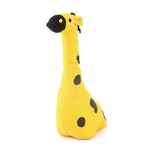 Load image into Gallery viewer, Beco Pets George The Giraffe Soft Dog Toy