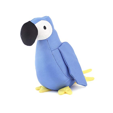Beco Pets Lucy The Parrot Soft Dog Toy