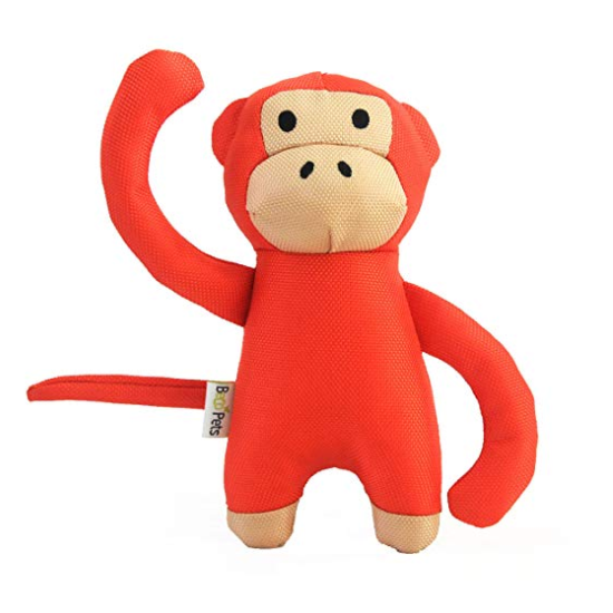 Beco Pets Michelle The Monkey Soft Dog Toy