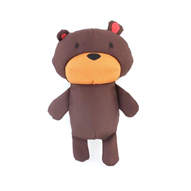 Beco Pets Toby The Teddy Soft Dog Toy