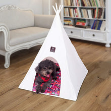 Load image into Gallery viewer, Coco Jojo Dog TeePee