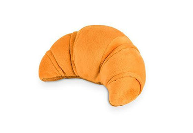 P.L.A.Y. Barking Brunch Pup's Croissant Plush Dog Toy