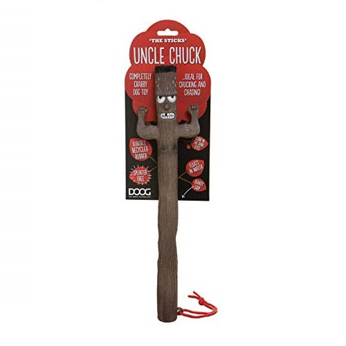 Doog Stick Uncle Chuck Dog Toy