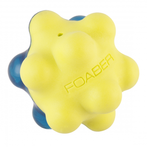 The Foaber Fusion Atom Ball Dog Toy
