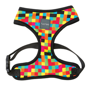 FuzzYard 1983 Retro Dog Harness