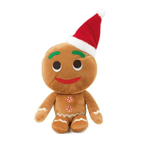 FuzzYard Gingerbread Man Dog Toy