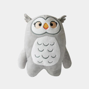 Inooko Mountain Folk Molly The Owl Dog Toy
