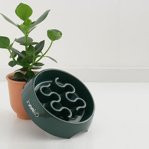 Inooko Sand Slow Feeder Dog Bowl