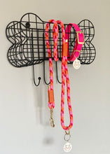 Load image into Gallery viewer, Moki and Blu Handmade Sunset Dog Rope Lead