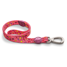 Load image into Gallery viewer, Morso Pink Think Dog Lead