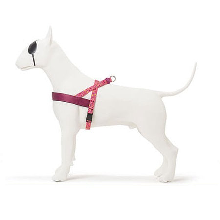 Morso Pink Think Norwegian Dog Harness