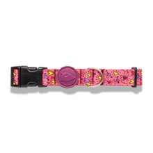Load image into Gallery viewer, Morso Think Pink Dog Collar