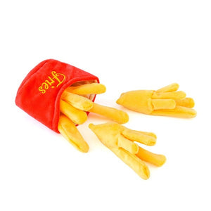 P.L.A.Y. American French Fries Dog Toy