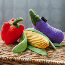 Load image into Gallery viewer, P.L.A.Y. Farm Fresh Corn Dog Toy