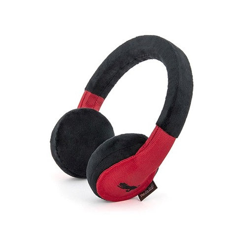 P.L.A.Y. Globetrotter Headphones Plushie Toy