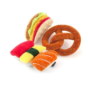 P.L.A.Y. International Pretzel Dog Toy