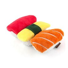 Load image into Gallery viewer, P.L.A.Y. International Sushi Dog Toy