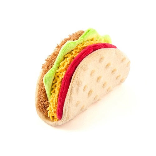 P.L.A.Y. International Taco Dog Toy