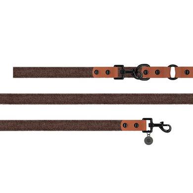 Sotnos Classic Brown Smart Dog Lead