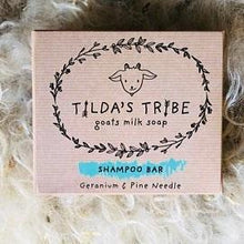 Load image into Gallery viewer, Tilda's Tribe Pet Friendly Goats Milk Soap Bar