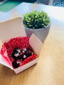 Luxury Dog Chocolate & Truffle Valentines Box