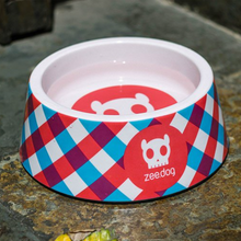 Load image into Gallery viewer, Zee Dog Gummy Dog Bowl
