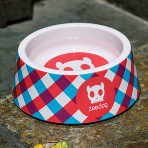 Zee Dog Gummy Dog Bowl