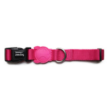 Load image into Gallery viewer, Zee Dog Pink-a-Boo Collar