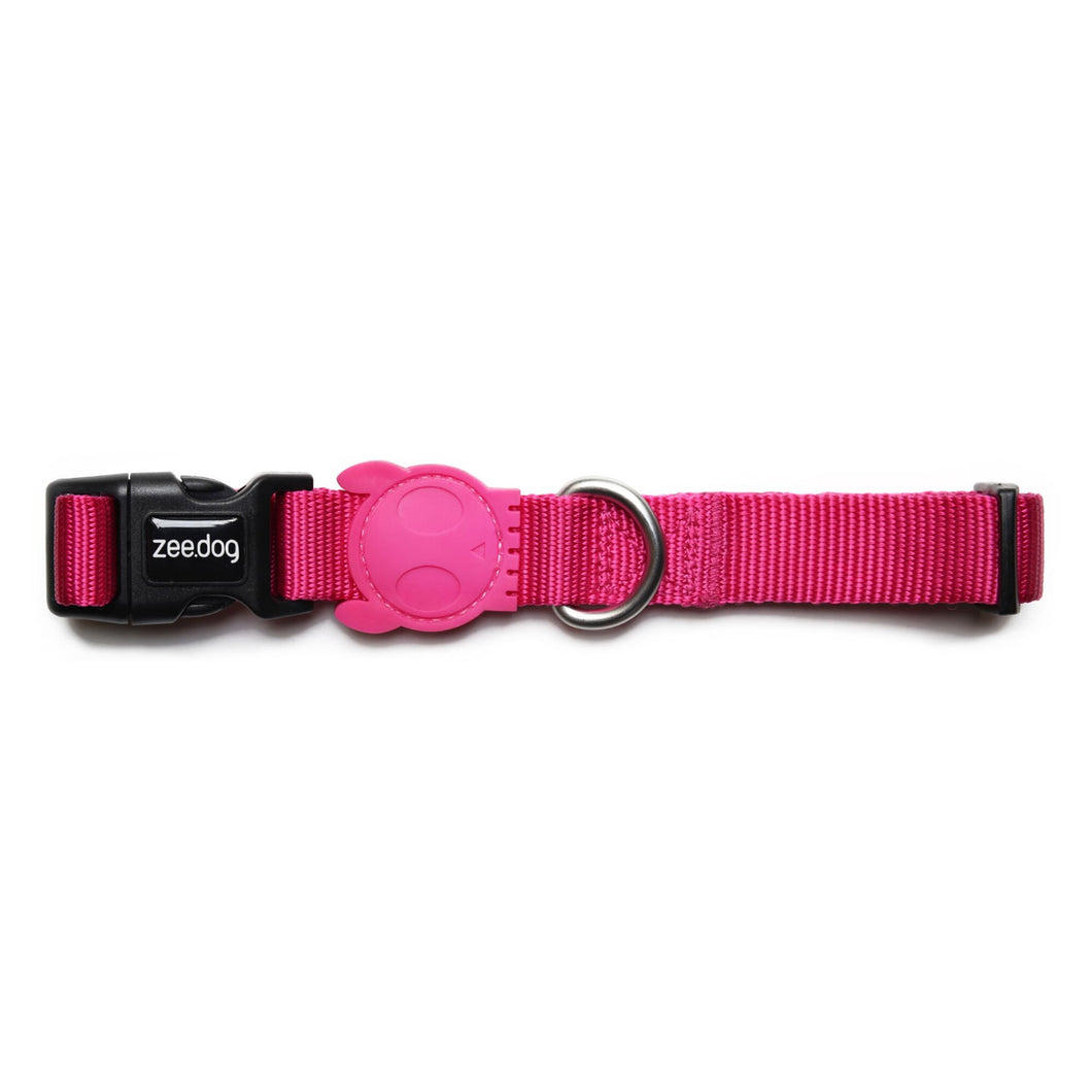 Zee Dog Pink-a-Boo Collar