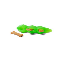 Load image into Gallery viewer, Zee Dog Greenbean Super Fruitz Dog Treat Toy