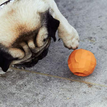 Load image into Gallery viewer, Zee Dog Orange Super Fruitz Dog Treat Toy