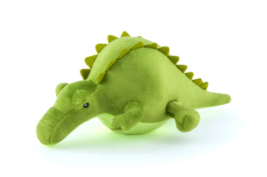 P.L.A.Y. Safari Dog Toy - Cody the Crocodile