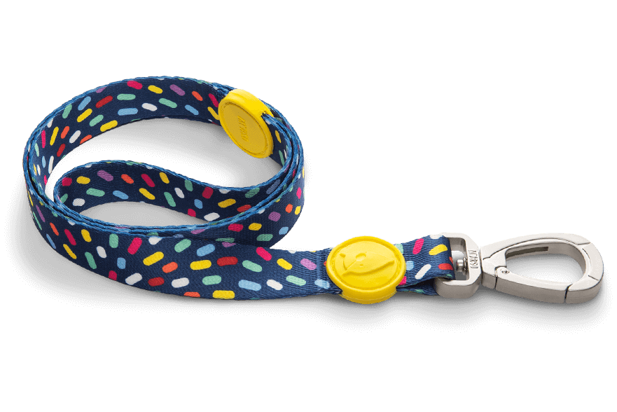 MORSO COLOR INVADERS DOG LEAD