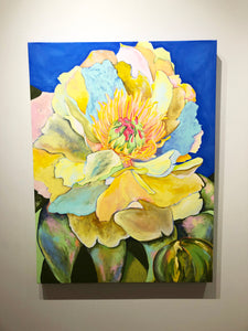 Paeonia, Featured in Spotlight Contemporary Art Magazine
