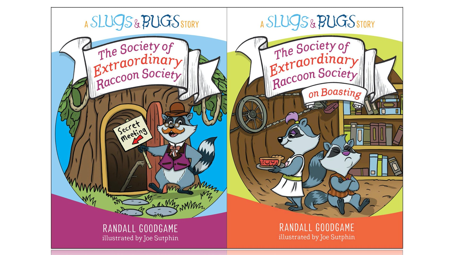 New Slugs & Bugs Books!