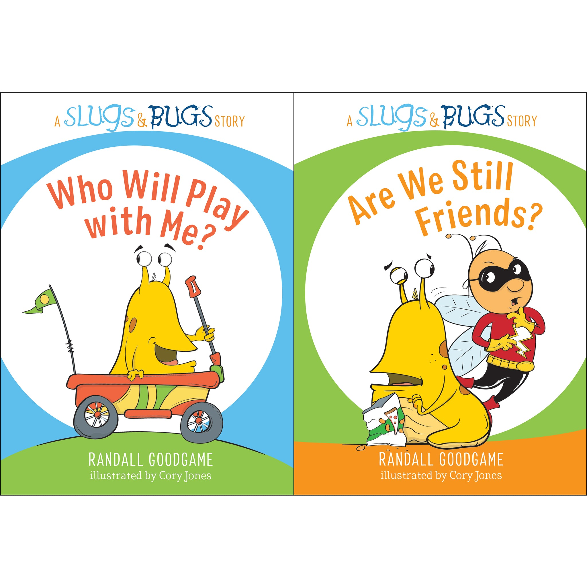 Doug & Sparky Two Book Bundle