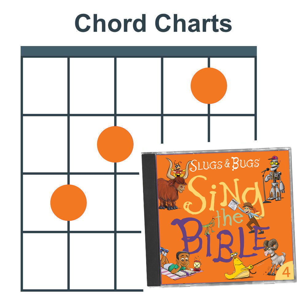 Sing the Bible Vol. 4 - Chord Charts