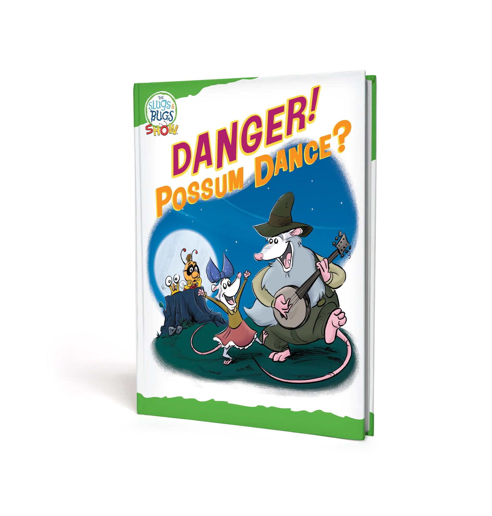 Danger! Possum Dance?