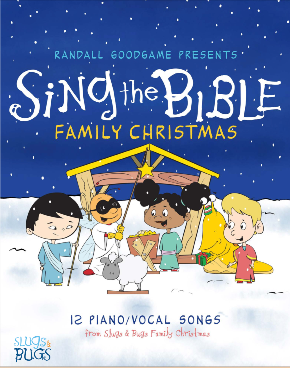Sing the Bible Family Christmas (Digital Songbook)