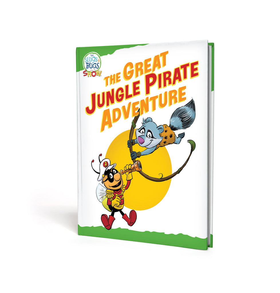 The Great Jungle Pirate Adventure